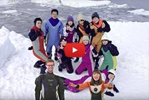 Many ways to enjoy ICE in Hokkaido!